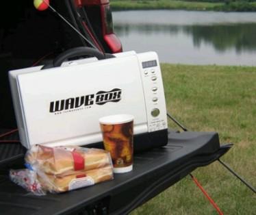 Wavebox il microonde portatile