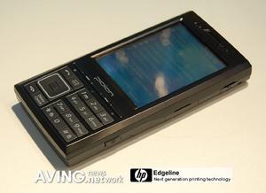 Pidion BM-500 GSM SmartPhone