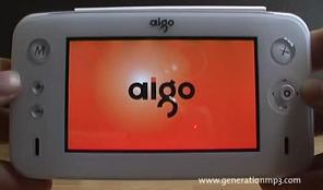 Aigo MP-F335 vieorecensione