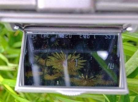 Etsumi Display Mirror: per scatti impossibili