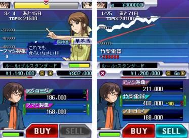 Nintendo DS e il gioco della Borsa!