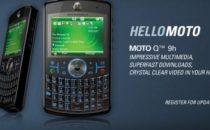 Motorola MOTO Q 9h, nuovo nome di Q q9