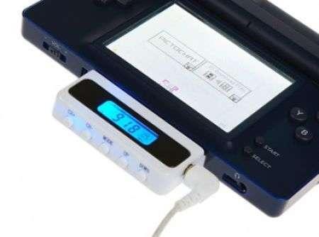 Radio FM per Nintendo DS