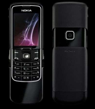 Nokia 8600, 8800 minore?