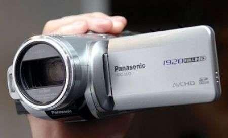 Panasonic HDC-SC3 e HDC-DX3