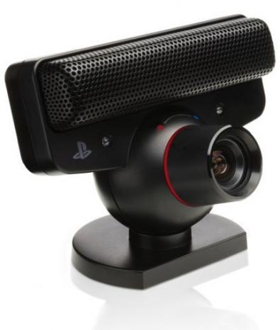 Playstation Eye: webcam per Ps3