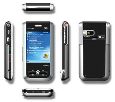 RoverPC S6: smartphone ruggente