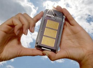 Motorola punta sull'energia solare
