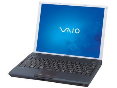 Sony Vaio Type G: subnotebook con SSD