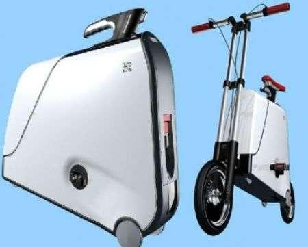 Suitcase Bike: la bicivaligia
