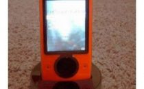Microsoft Zune Orange