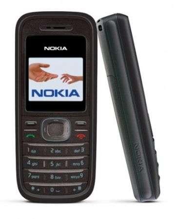 Nokia 1200, Nokia 1208, Nokia 1650 e Nokia 2630