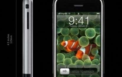 Apple iPhone, uscita USA 20 Giugno