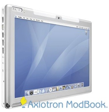 Axiotron ModBook: tablet pc con Mac OS