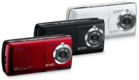 Casio Exilim W53CA: cellulare-fotocamera