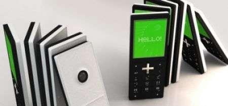 Domino Phone, un entry-level curioso