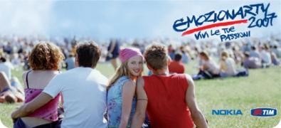 Nokia Emozionarty: Speed Challenge e 1 anno della Musica che vuoi tu