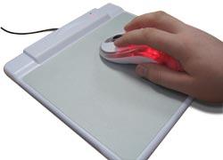 Il Mouse senza fili e batteria