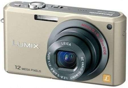 Panasonic DMC-FX100: 12.2 megapixel