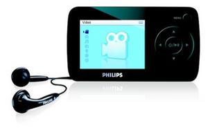 Philips SA6045 lettore da 4 Gb