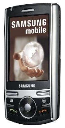 Samsung i710: 2 megapixel