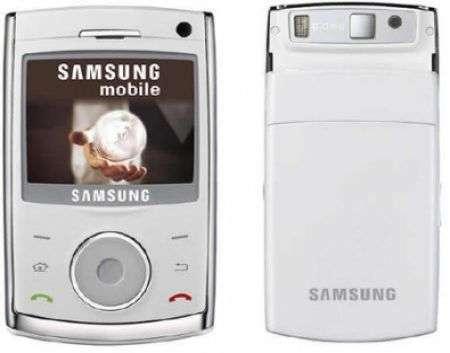 Samsung i620, biscottone slider