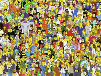 EA Simpson Game in Autunno