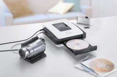 Sony VRD-MC5 Masterizzatore diretto DVD per videocamere AVCHD