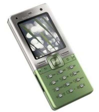 Sony Ericsson T650i: alluminio fashion