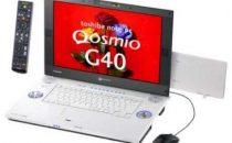 Toshiba Qosmio G40/F40