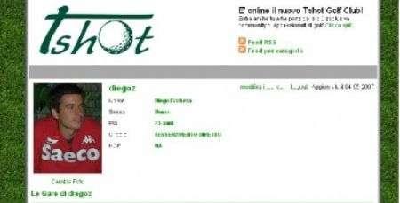 Tshot Golf Club: la community online