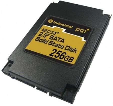 PQI 256GB SSD: memoria superveloce