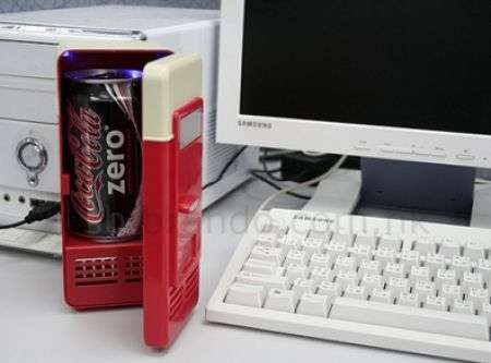 USB Mini Fridge: il frigo più piccolo