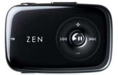 Creative Zen Stone: video dello spot