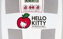 Bilancia con misura della percentuale di grasso Hello Kitty