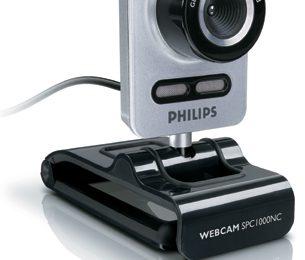 Philips SPC620, SPC1000 e SPC1300 webcam