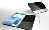 Compenion notebook slider touchscreen