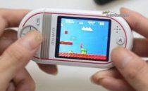 Gionee S20 con emulatore NES