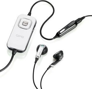 Sony Ericsson HGE-100 GPS