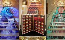 Luis Vuitton Store a Roma: scale al plasma