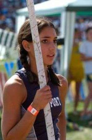 Allison Stokke video e foto