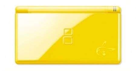 Nintendo Ds Giallo Pikachu!