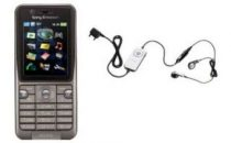 Sony Ericsson K530i: GPS in potenza