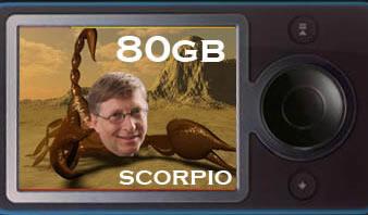 Microsoft Zune Scorpio in progetto?