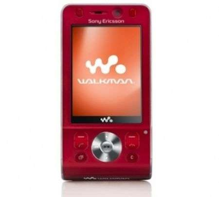 Sony Ericsson w910i: shake e hspda