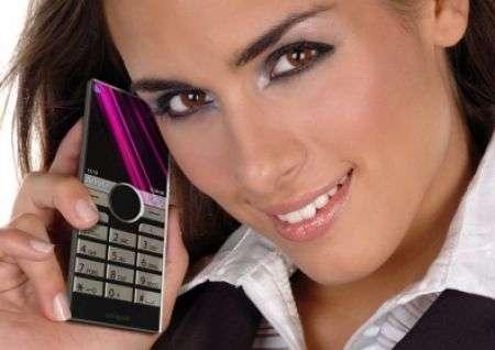Sony Ericsson Unique, concept OLED