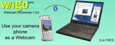 WWIgo: cellulare come webcam