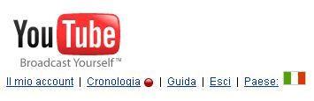 YouTube in italiano