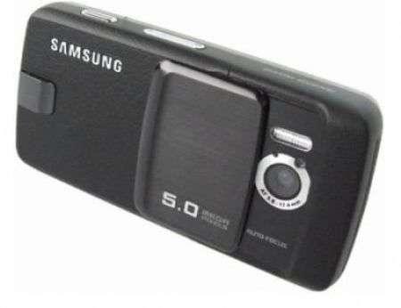 Samsung G800 da 5 megapixel