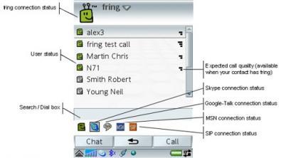 Sony Ericsson P990i: come installare Fring